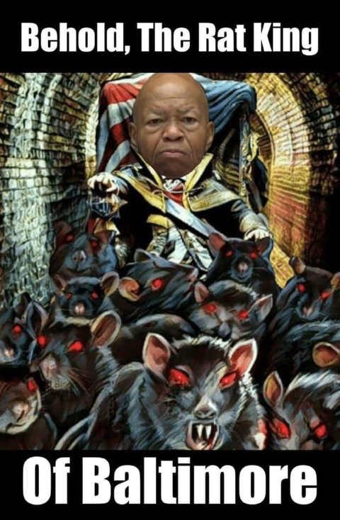 cummings baltimore behold rat king