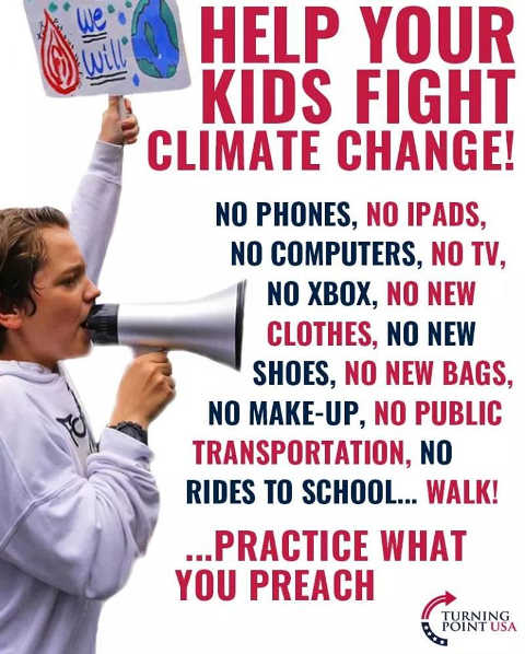 help your kids fight climate change no ipads tv clothes transportation