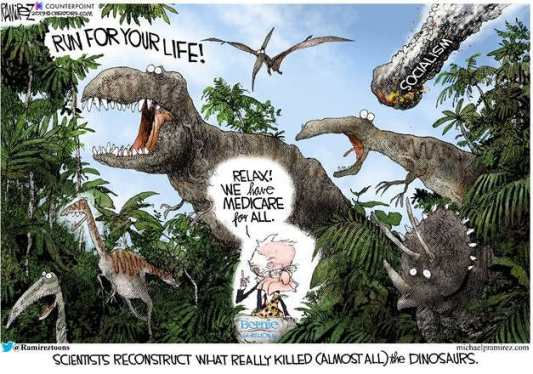 scientists reconstruct what really killed dinosaurs bernie sanders socialism