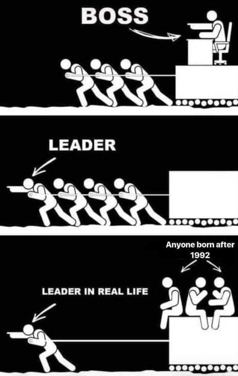 boss leader in real life anyone born after 1992
