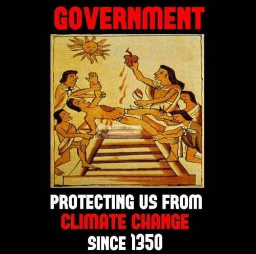 government protecting us from climate change since 1350