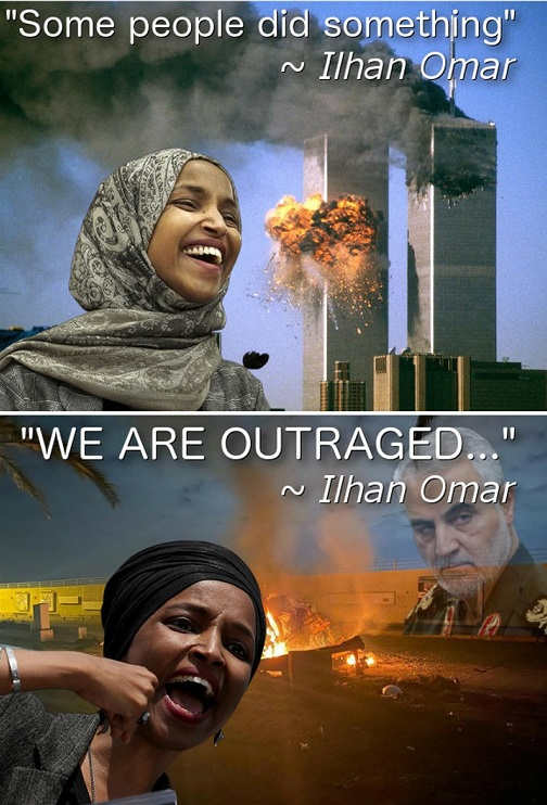 quote omar 9 11 some people did something iran general we are outraged