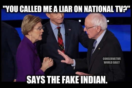 you called me a liar on national tv says fake indian