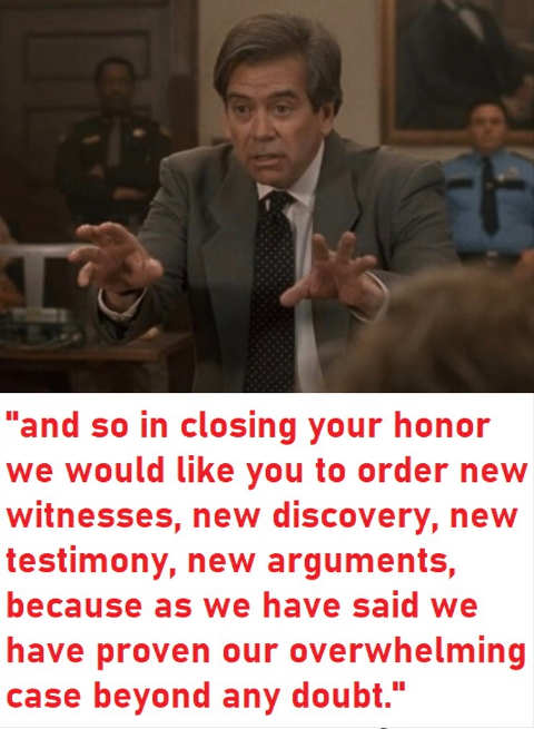 cousin vinny and in closing we want new witnesses new discovery since weve proven beyond reasonable doubt