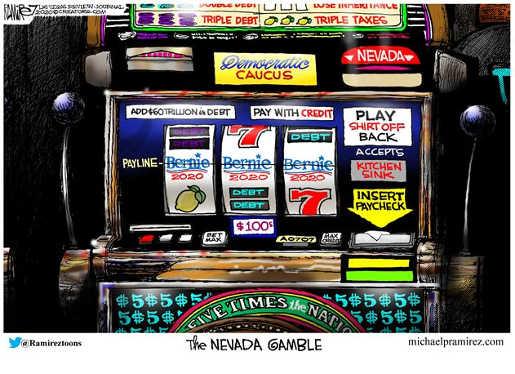 nevada caucus gamble