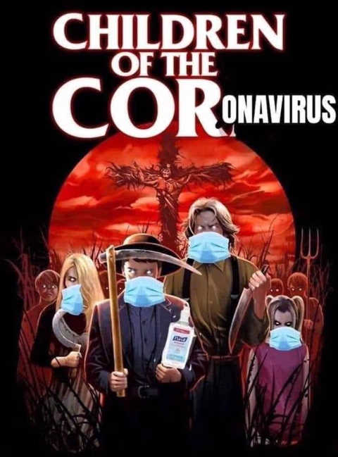 children of the coronavirus corn