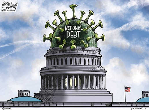 national debt congress real virus