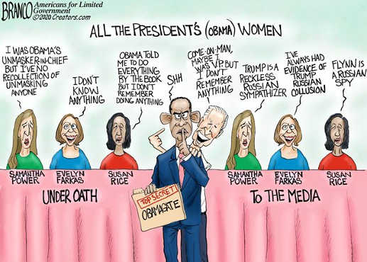 obama all the presidents women rice powers farkas oath compared to media