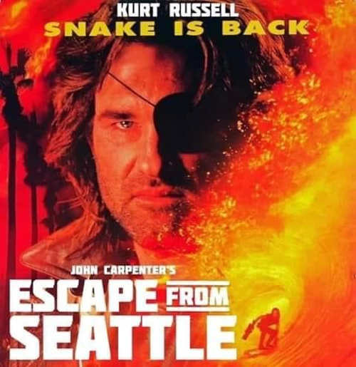 kurt russell is back in escape from seattle