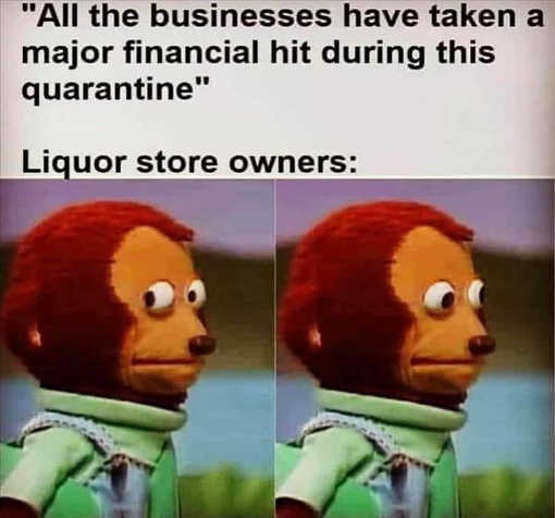 all businesses have taken hit during quarantine liquor store owners