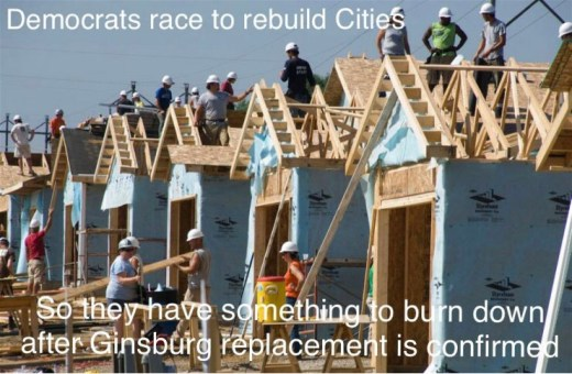democrats race to rebuild city so something to burn supreme court confirmation