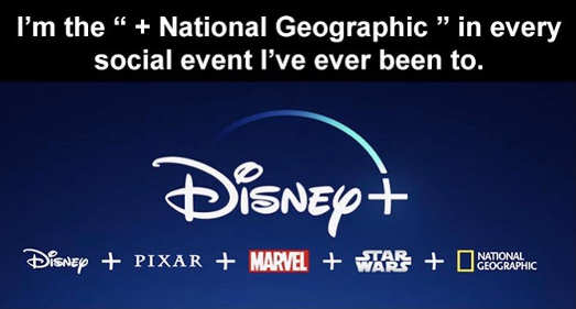 disney star wars marvel im national geographic every social event