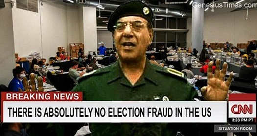 bagdad bob there is absolutely no election frauid in us cnn