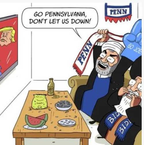 iran ayatollahs go pennsylvania dont let us down