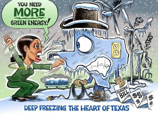 aoc texas you need more green energy