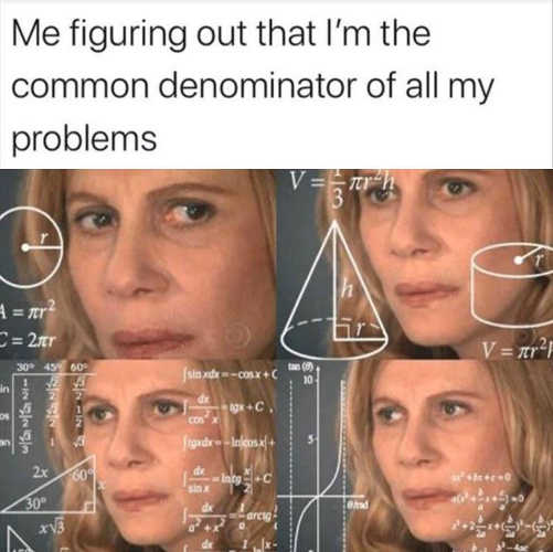 me figuring out common denominator all problems calculate