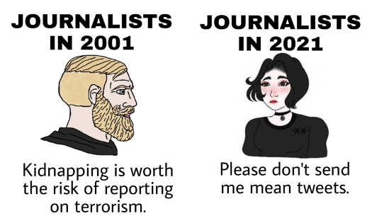 journalists 2001 kidnapping worth risk reporting terrorism now dont send mean tweets