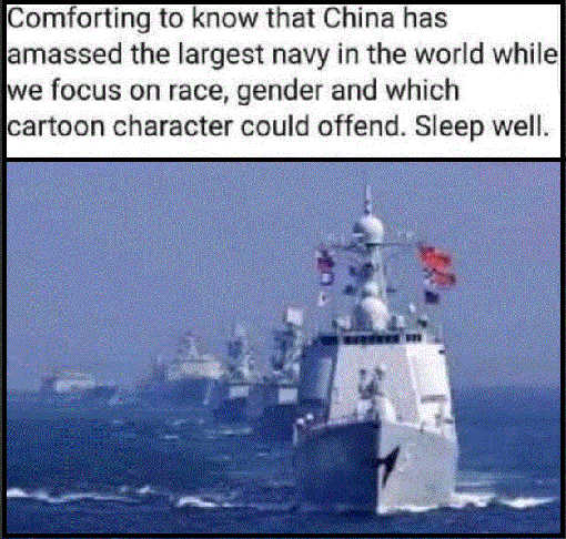 comforting china biggest navy we focus on gender race cartoon character offend