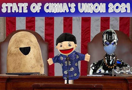 joe biden state of china puppet union