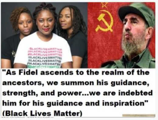 quote blm black lives matter as fidel ascends indebted to him