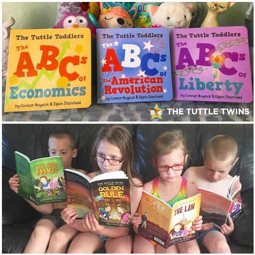 books abcs of economics american revolution liberty toddlers