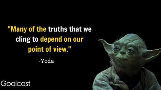 quote yoda many truths cling to depend on certain point of view