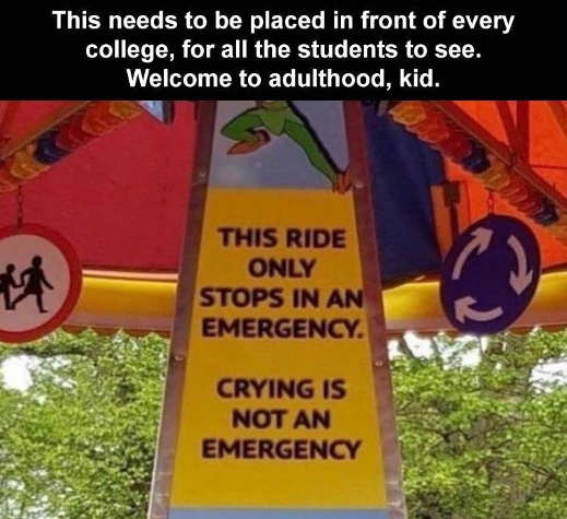 ride stops emergencies not crying need for college students