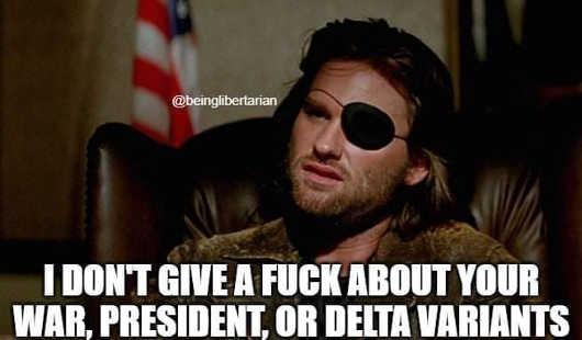 snake plisskin dont give fuck war president delta variants