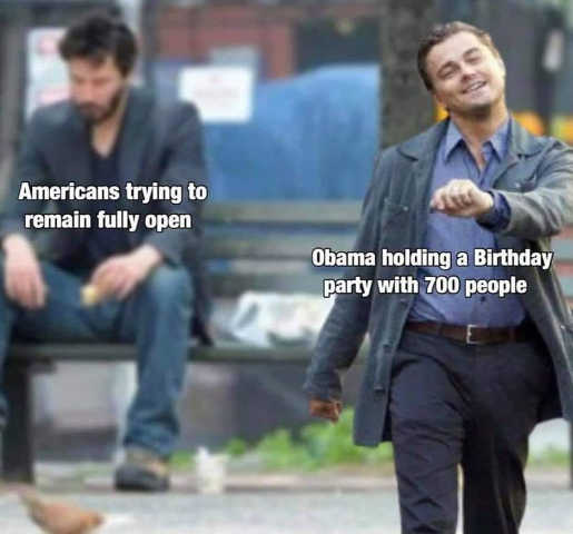 americans trying remain open obama birthday party 700 people