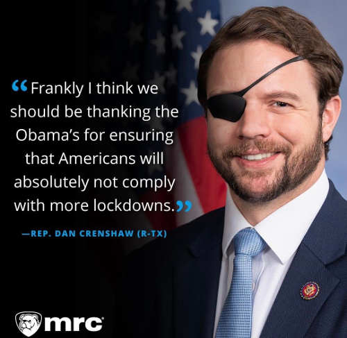 quote crenshaw thank obama ensuring americans not comply more lockdowns
