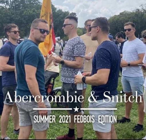 fbi fed bois Abercrombie snitch capitol rally