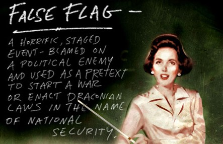 IRAN DEVELOPMENTS TODAY ALIGN WITH FALSE FLAG ASSESSMENT YESTERDAY