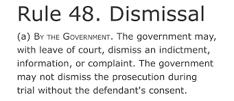 """Steve Vladeck on Twitter: """"Under Rule 48(a) of the Federal Rules ..."""