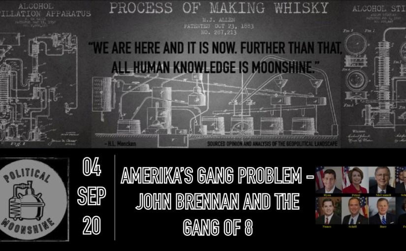 Amerika's Gang Problem – John Brennan and the Gang of 8