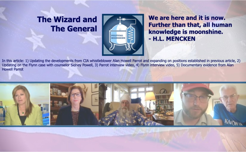 The Wizard and The General