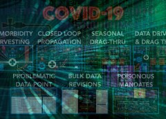 COVID Data: Cleaved, Compartmentalized, Controlled, Compromised, Criminal and Cunning