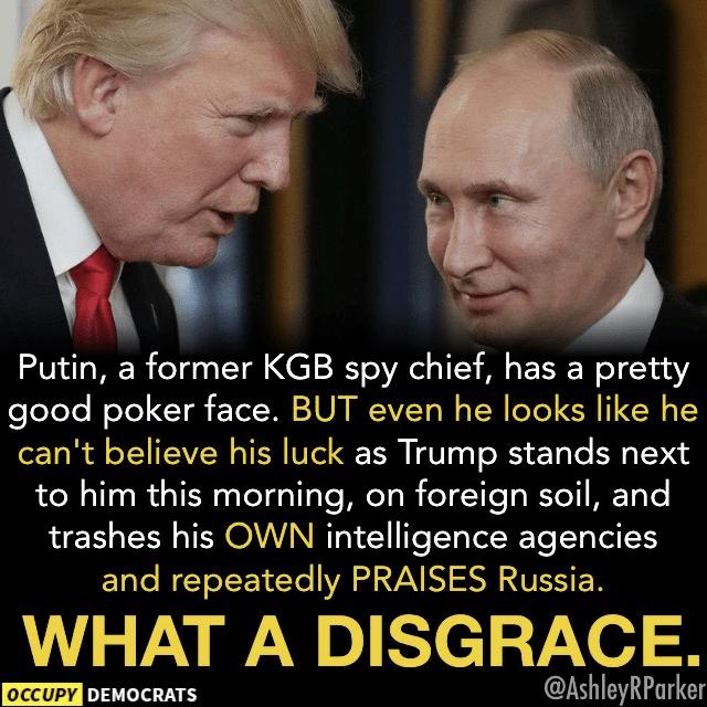 40 Brutal Memes Reacting To Trump S Treason Summit With Putin