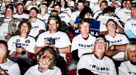 'The Book That Predicted Trump': Corey Robin