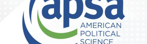 2018-2019 APSA Minority Fellowship Program - David Monda, Spring Cycle Recipient