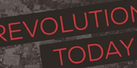 Revolution Today: New Book from Professor Susan Buck-Morss