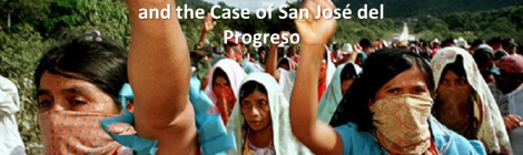 "Comparative Politics Workshop: Sherrie Baver, ""The Development of Environmental Democracy in Mexico and the Case of San José del Progreso"" Tuesday, October 22, 6:30PM"