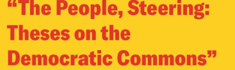 "Political Theory Workshop: Anne Norton, ""The People, Steering: Theses on the Democratic Commons"" Thursday, November 21st, 4:30PM"