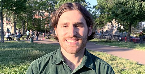 How He Converted 'Dumb Questions' Into Serious Research: Conner Martinez, Class of 2021 M.A. Grad, on Getting Into a Political Science Ph.D. Program