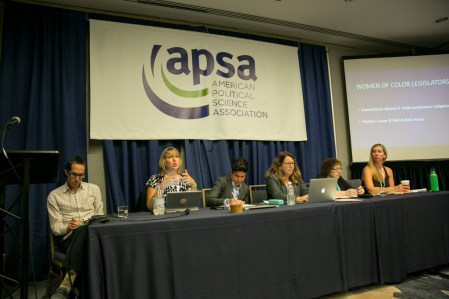 APSA 2015 in San Francisco