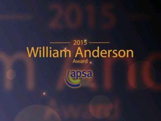 View Anderson Award