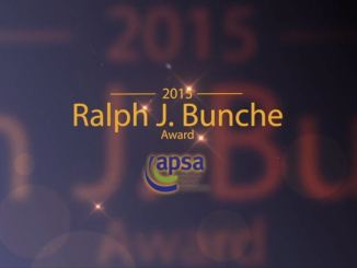 View Bunche Award