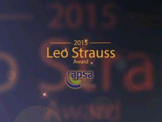 View Strauss Award