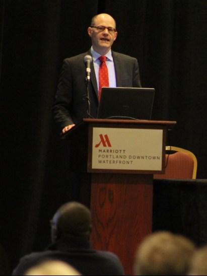 Plenary Address Speaker, Andrew J Seligsohn, Ph.D, President of Campus Contact