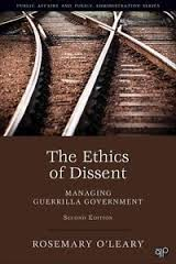 O'leary ethics of dissent