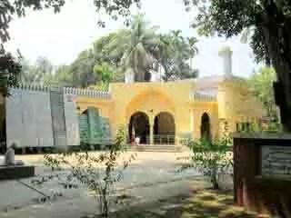 The Graveyard of Maulana Abdul Hamid Khan Bhashani